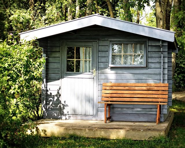 Who Says Building A Garden Shed Can't Be Fun? Some Ideas And Steps