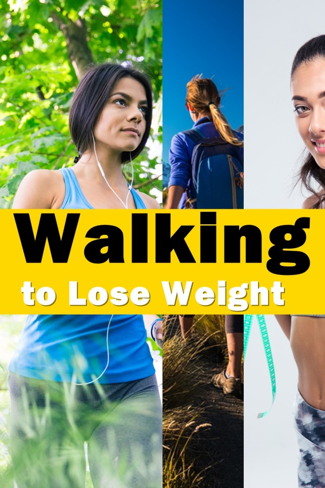 Things You Should Know About Walking To Lose Weight