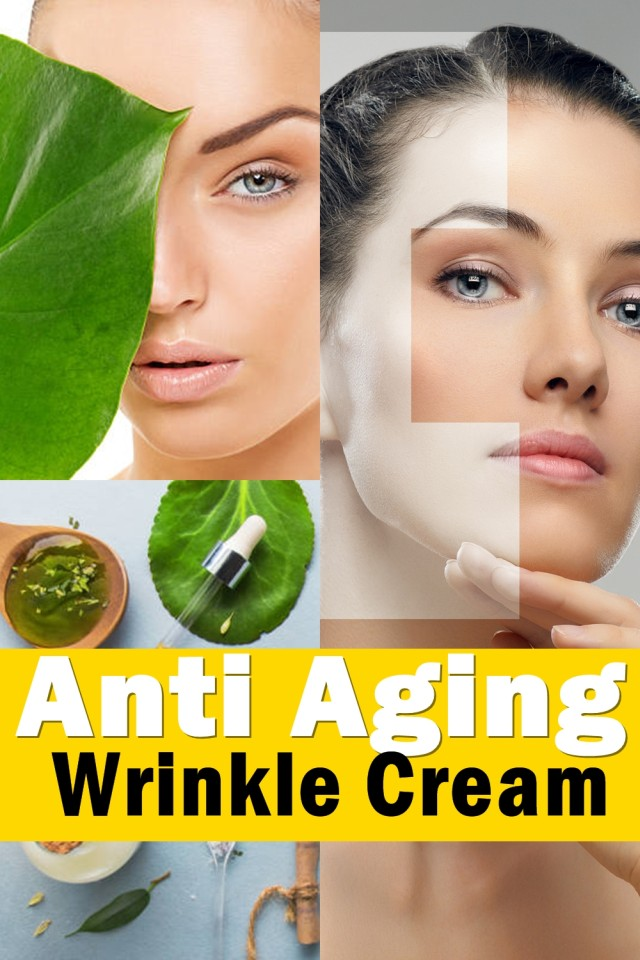 Anti Aging Wrinkle Cream For A Younger Looking You