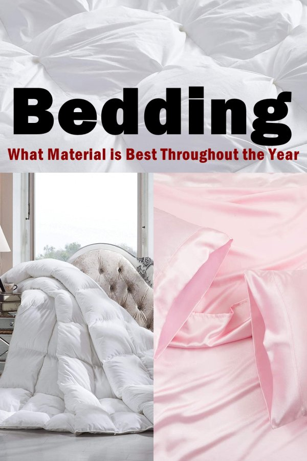 When You Are Looking For Bedding Material That Is Going To Last Throughout A Year, It All Depends On What You Want Out Of Your Sheets.