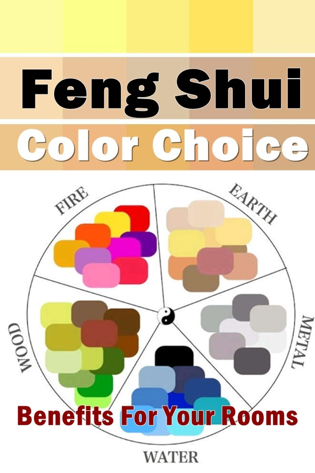 The Benefits Of Color Choice For Your Rooms And Furnishing In Feng Shui Can Make Vital Differences Not Only For Appearance Sake But For The Vital Feng Shui Flow Of Power And Luck Within Your Home, Office Or Vacation Residences.