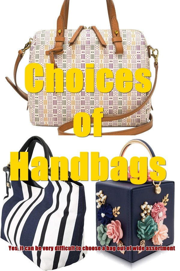 Beautiful Handbags Are Women's Dreamed Accessories. These Accessories Can Make Ideal Gifts For All Occasions.