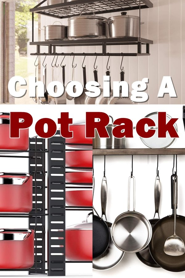 Do You Need More Cabinet Space In Your Kitchen? Are You Tired Of Fishing Around For That Certain Pot In Your Kitchen Cupboards? A Hanging Or Wall Mounted Pot Rack Might Just Be The Storage Space And Convenient Solution You Need.