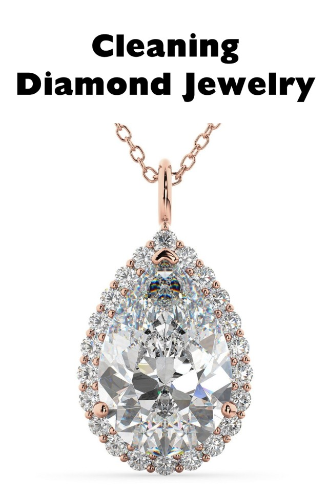 Cleaning Diamond Jewelry Ensures The Longevity Of Your Investment And In The Maintaining Of The Gemstones Luxurious Beauty For Years To Come.