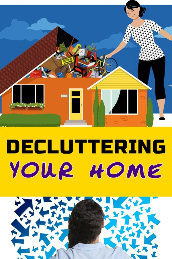 Living In A Cluttered Space Will Definitely Affect Your Daily Life. It Is Said That You Cannot Be A Successful Person If You Cannot Even Organize Your Own Surroundings.