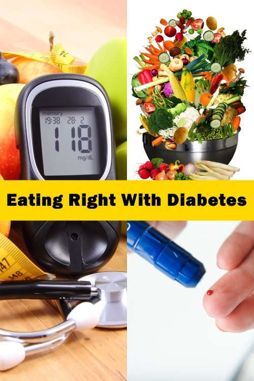 Stop Diabetes In Its Track With Dietary Changes