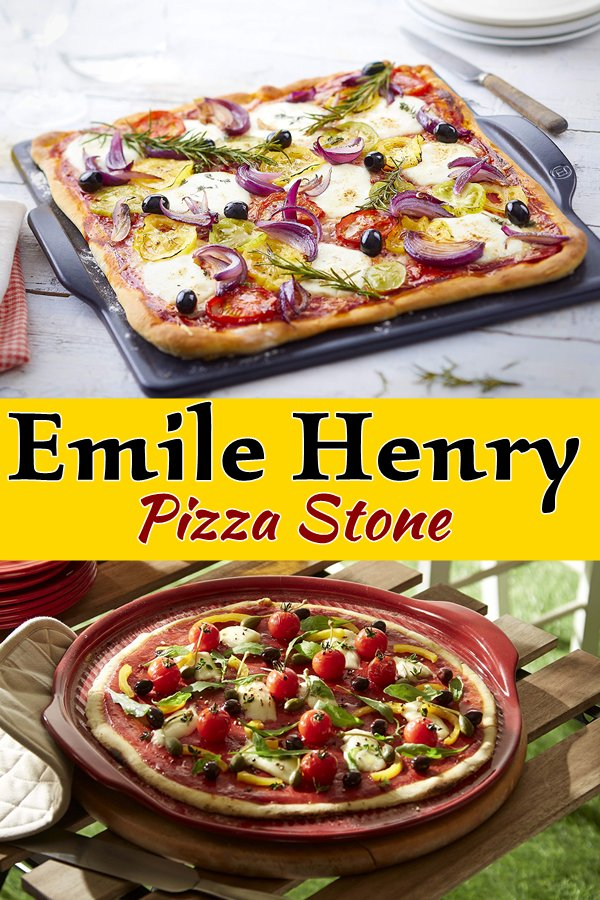 Emile Henry Stone Stands Out From The Multitude For Its Salient, Yet Interesting Features. If You Are A Pie Making Enthusiast, Here Are Some Reasons That Will Make You Start Thinking About The Emile Henry Pizza Stone.