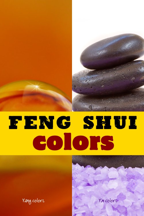 Feng Shui Redecorating Colors Can Be Segregated Under Yin Or Yang Colors.
