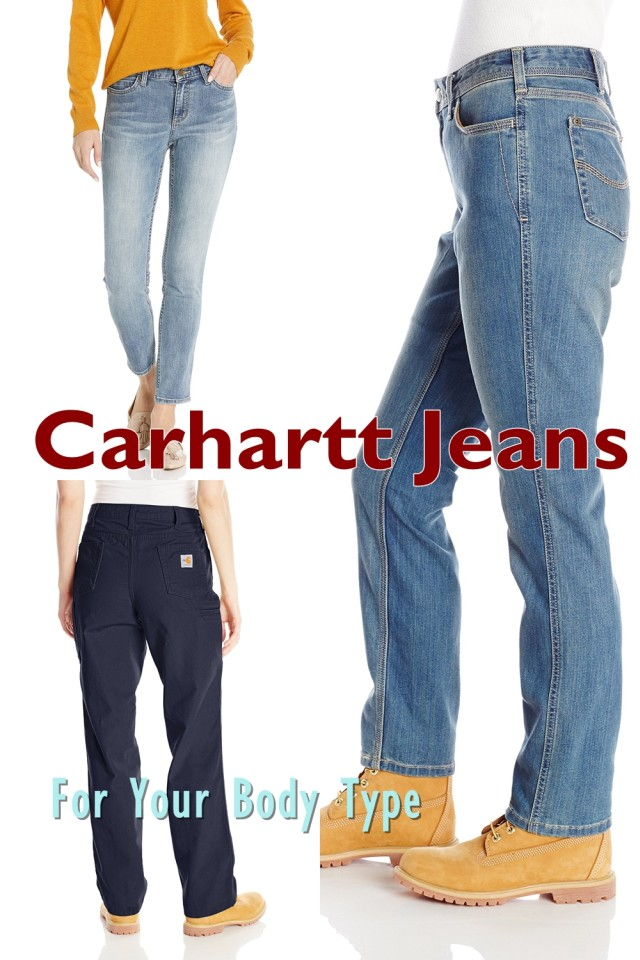 The Carhartt Company Offers Blue Jeans For Women In Multiple Sizes And Styles.