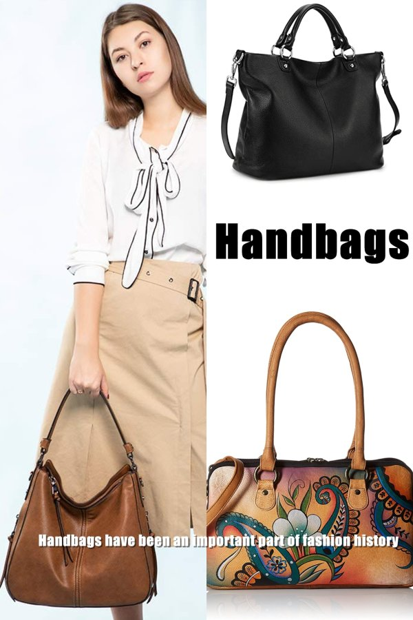 Handbags Have Been An Important Part Of Fashion History From The Time When People Have Had Something Adorable To Carry Around And Only The Style And Design Have Changed As Years Passed.