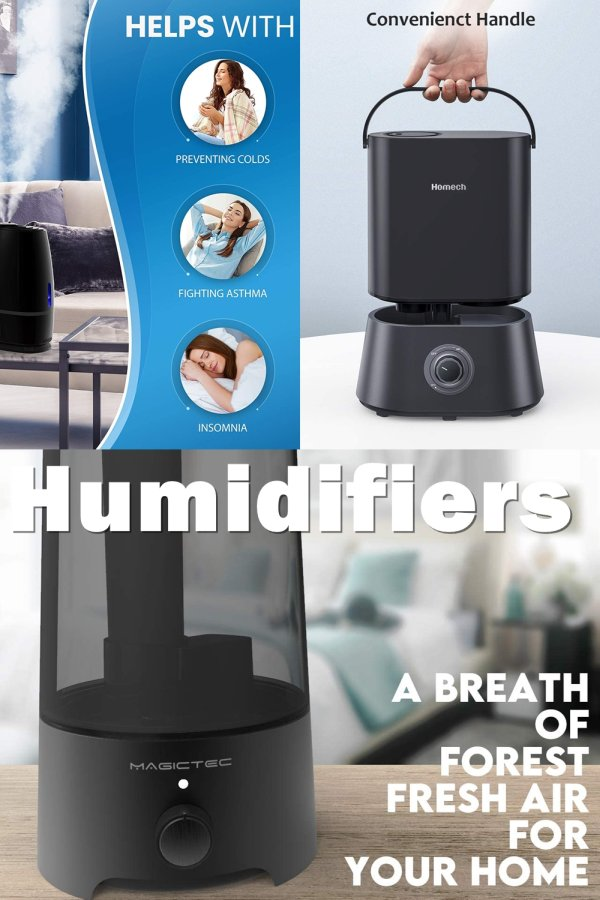 Humidifier Is A Simple Appliance To Help You Balance Moisture In Your House.