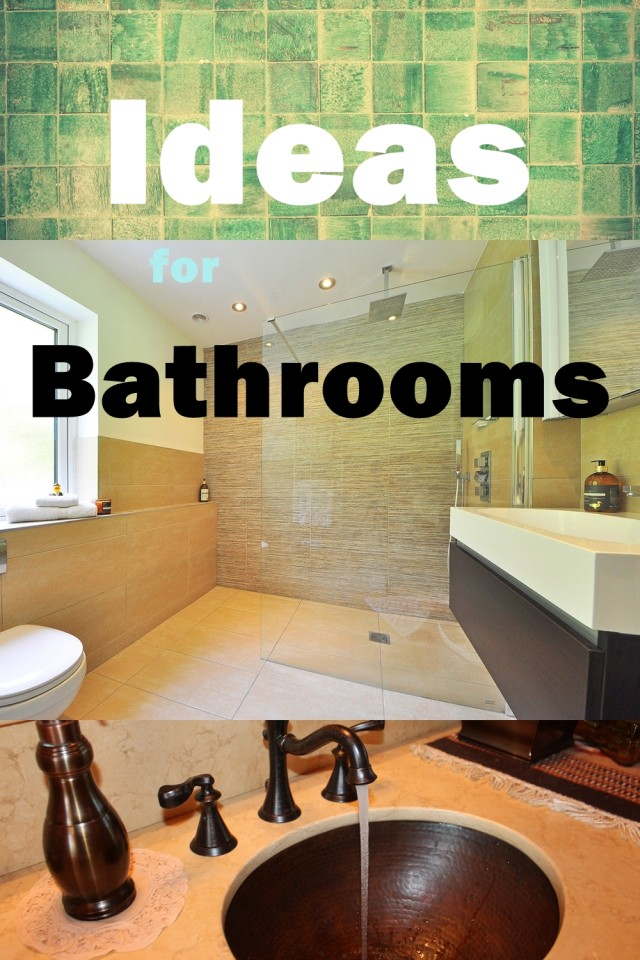 So Many People Have Drab Bathroom Decorations When They Spend Good Money Keeping The Rest Of Their Homes Looking Nice; Time Redecorating Is Well Spent As This Can Be A Truly Relaxing Room For A Short Period Every Day.