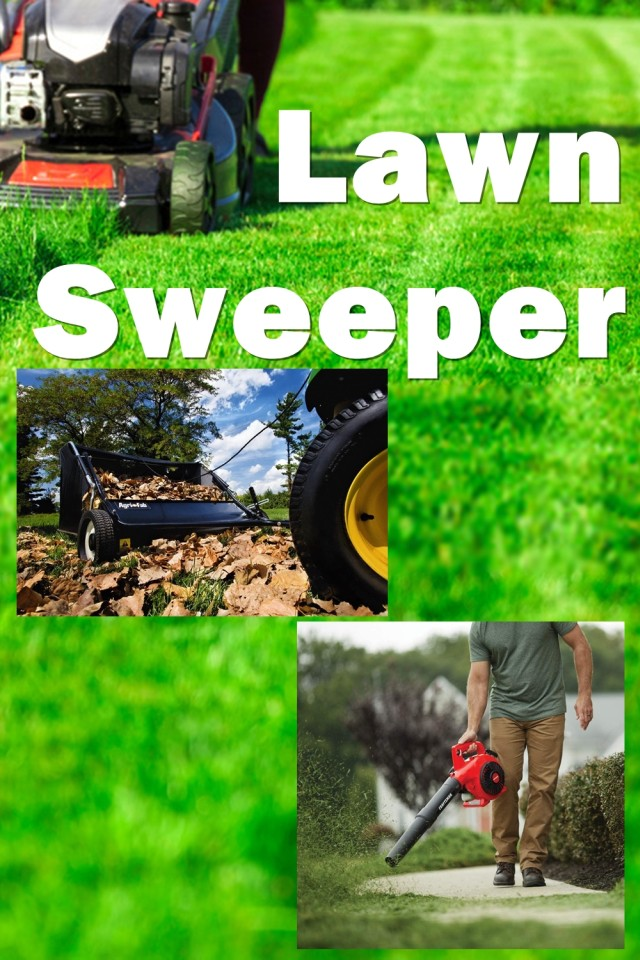 If You're Not Keen On Letting Your Lawn Get Over Run With Leaves, Then It's Important To Look Into Finding A Good Lawn Sweeper.
