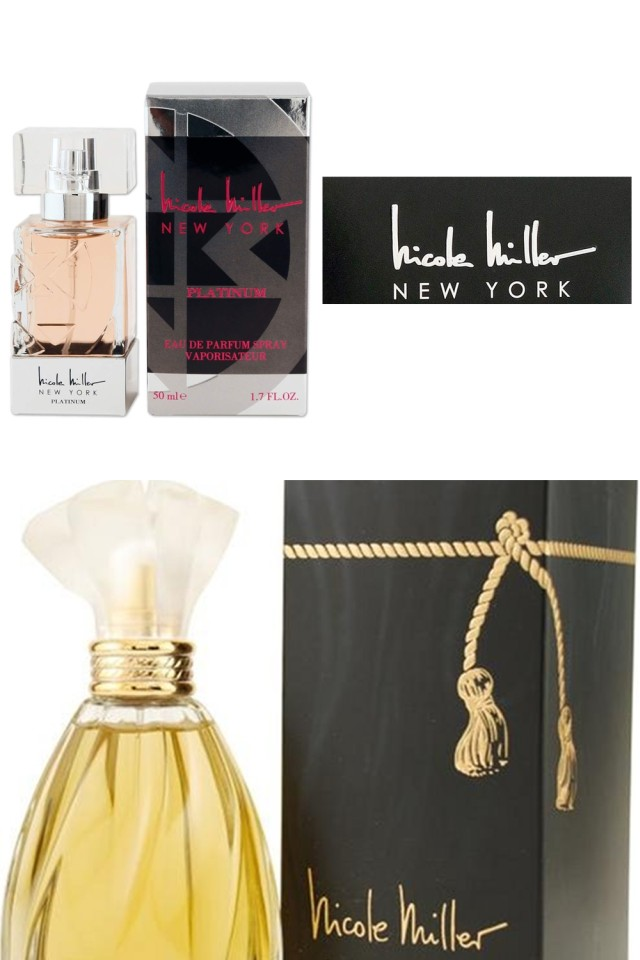 Like The Clothes It Rolls Out, The Company's Nicole Miller Perfumes Are As Fabulous And As Elegant As The Other Lines Of Products Bearing The Brand.