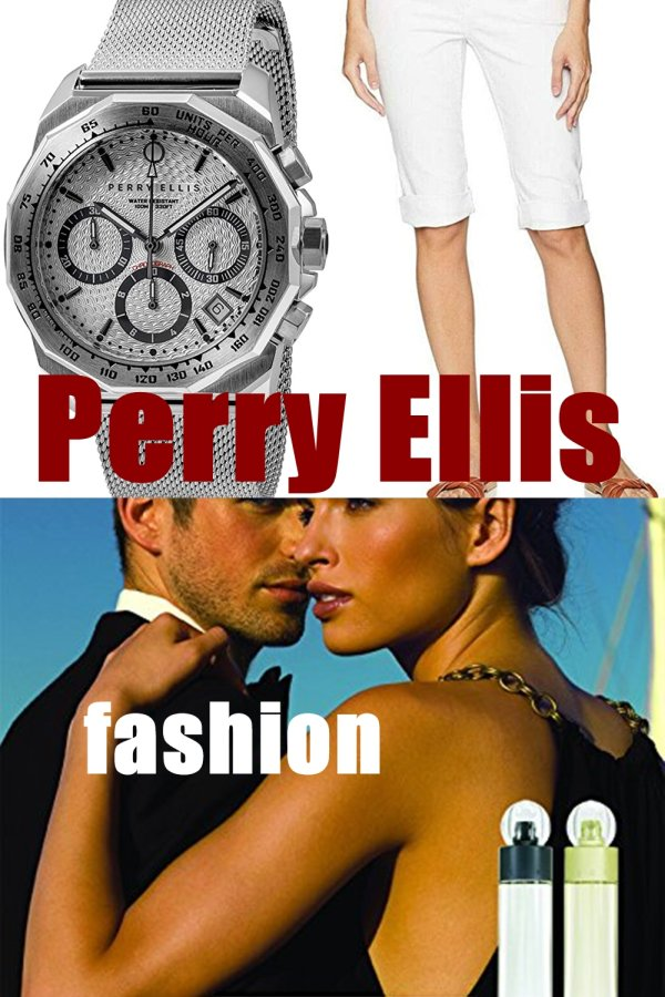 Perry Ellis' Interest For Fashion First Came Out While He Was Running His Own Department Store Retailing In Virginia.