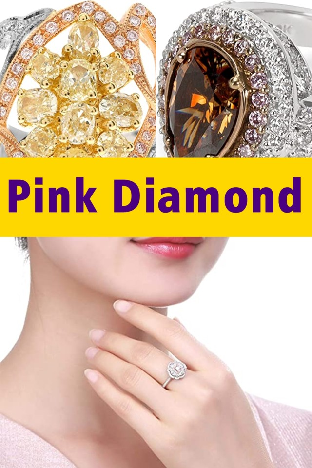 Traditionally, Diamonds Are Mined For Its Colorless Florescent Perfection. So Why Is A Pink Diamond Not Seen As A Devalued Flaw Of Imperfection And Carry Such Importance In The Marketplace?