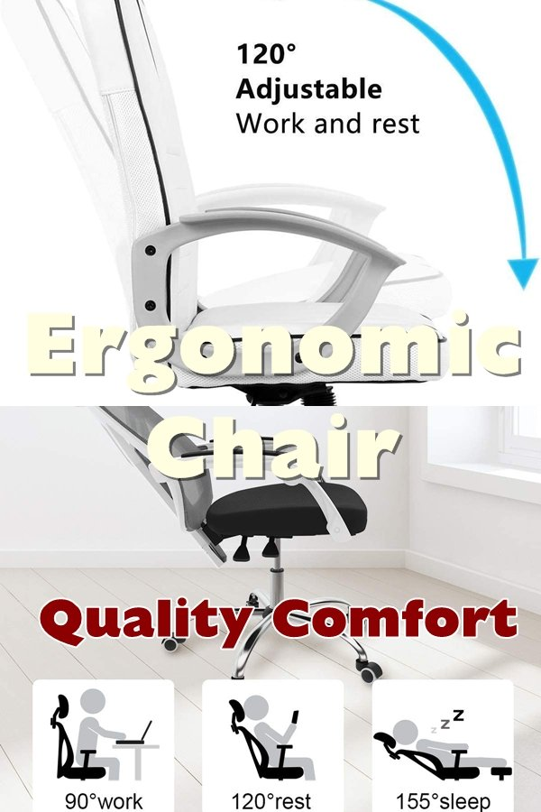 What Is An Ergonomic Task Chair? The Goal Of An Ergonomic Chair Is Providing You With The Maximum Comfort That You Need Once You Purchase It.