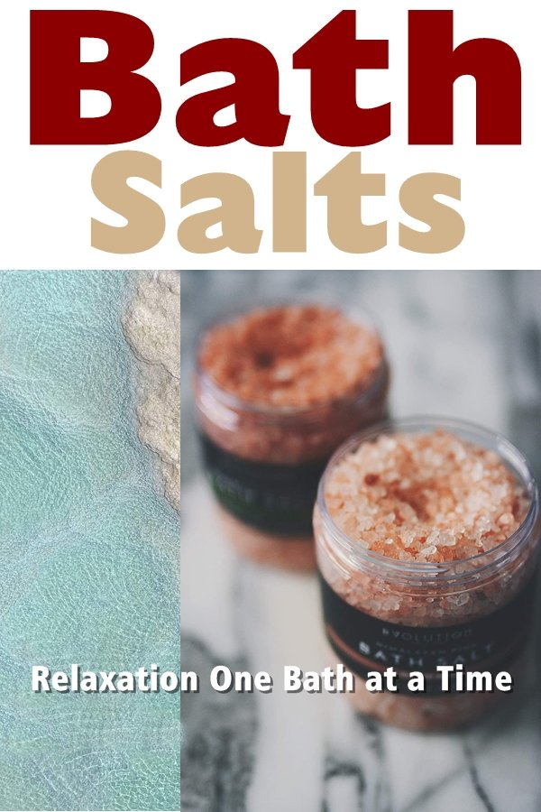 Bath Salt Is A Very Good Stress Reliever. It's My Secret Ingredient During My Most Stressful Days In A Work-month. It Calms My Frayed Nerves And Over-used Senses