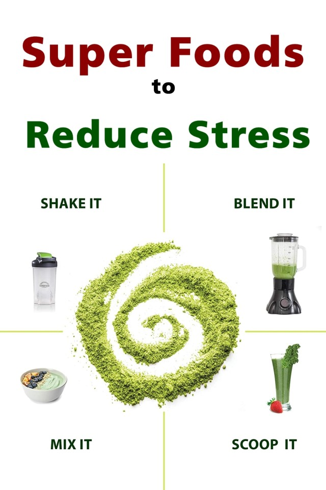 When We Are Stressed Out, We Need Better Quality Meals To Help Us Stay Focused, Grounded, In Balance.