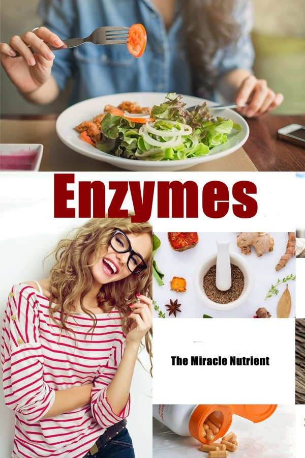 There Are Various Types Of Enzyme- Digestive, Metabolic And Food Enzyme.