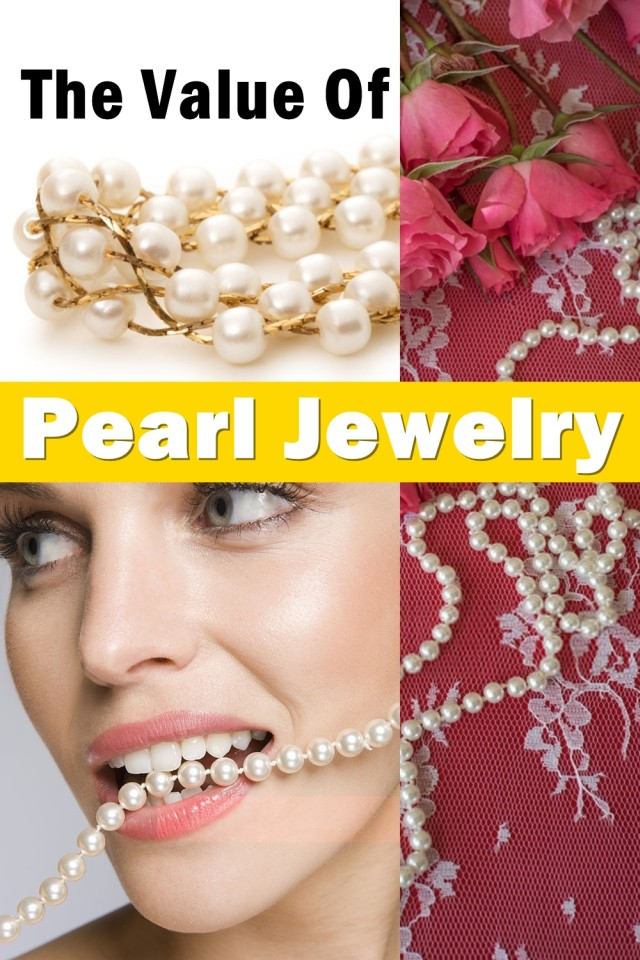 It's Important To Appreciate That There Are Two Main Types Of Pearls. There Are The Natural Pearls And The Natured Pearls.