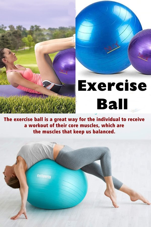 What Different Types Of Exercises Can You Do With An Exercise Ball?