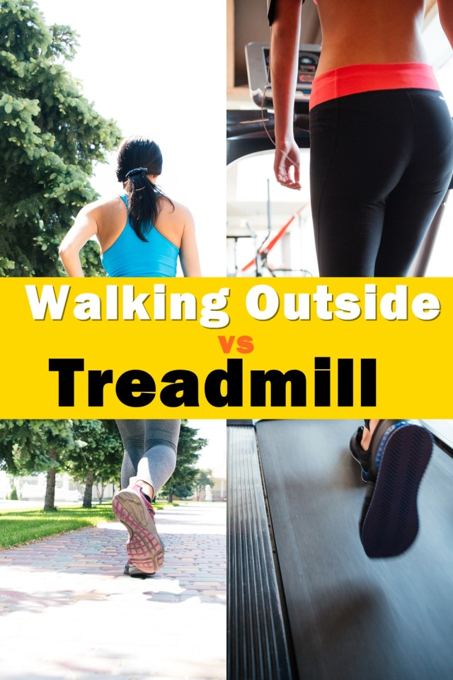 Walking Outdoors Has One A Great Advantage Over Walking On A Treadmill. It Will Challenge Your Balance As Well As Stability With All The Obstacles That You Will Find Yourself Encountering Along The Way.