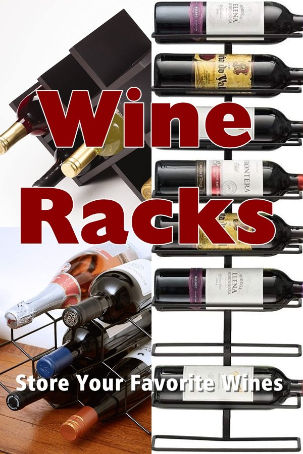 Along With Providing You With A Practical Place To Store Wine, Wine Racks Are Also Practical Because Of The Different Features That They Can Have.