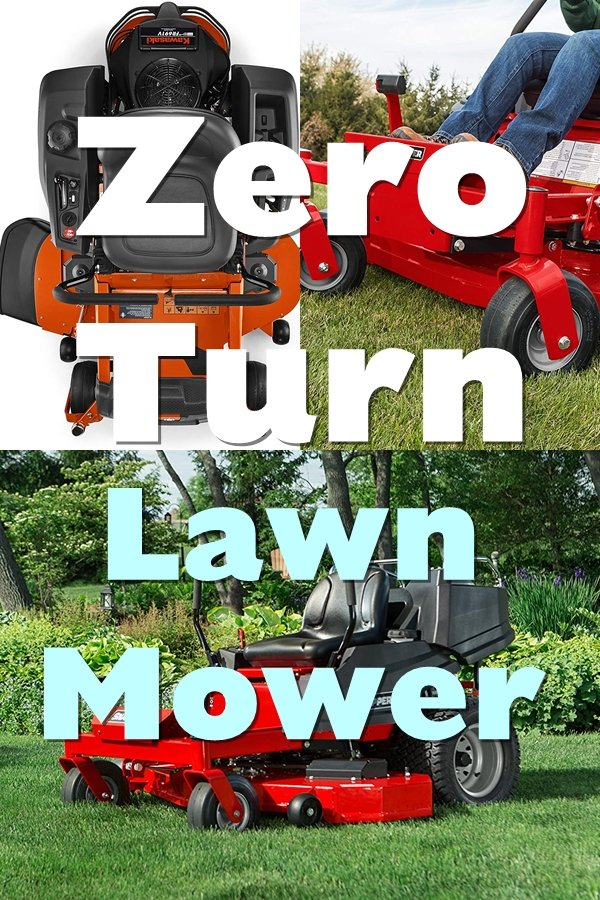 Zero Turn Lawn Mowers Are Those Kinds Of Special Lawn Mowers That Can Turn Right Around I.e. 180 Degrees.