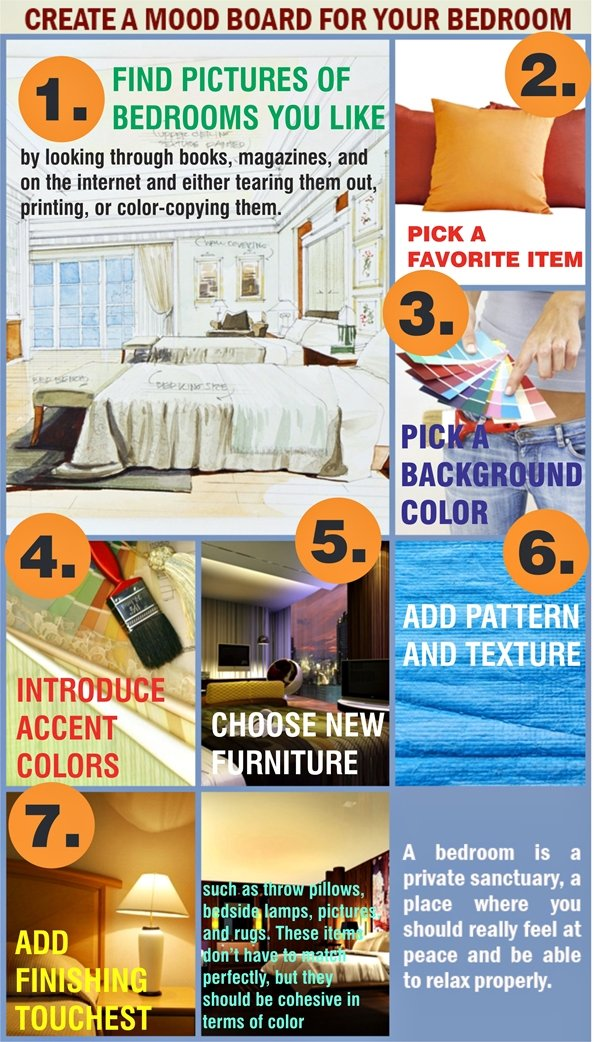 Everyone wants to make their bedroom look appealing. Making your bedroom appear charming and inviting is not difficult.