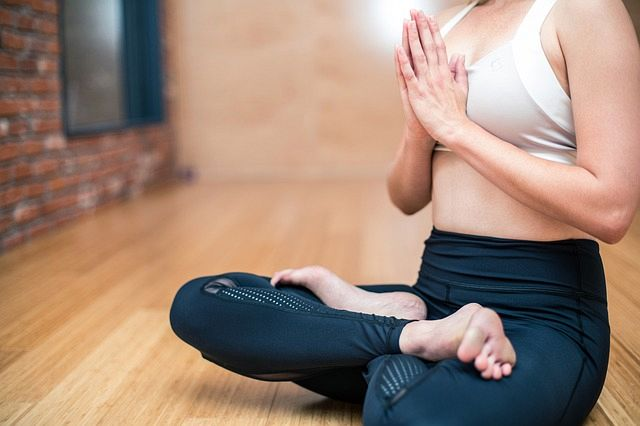 Yoga enables you become aware about everything around you by training you to be mindful of everything in you surroundings.