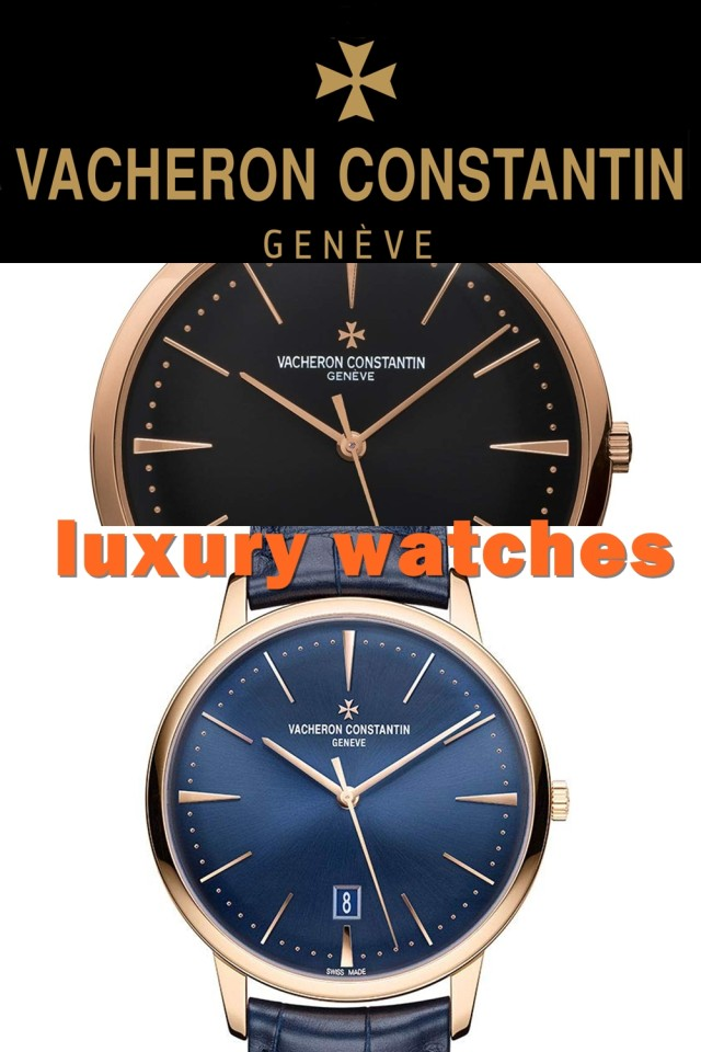 The Prestigious Luxury Watch Making Brand Name, Vacheron Constantin Is The Oldest Manufacturer Of Watches Throughout The World At Present.